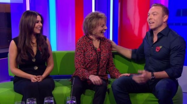 Hiding it well - Cheryl talks on the One Show about her new role supporting ChildLine - thesun.co.uk