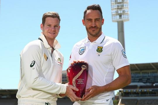 As It Happened: Australia vs South Africa, 1st Test, Day 1 at WACA ... - news18.com