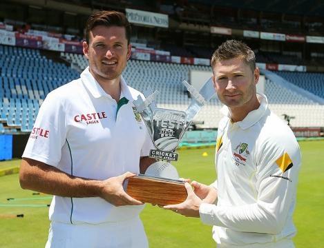 Australia vs South Africa 1st Test Livescores | Aus vs SA | CricLog - criclog.com