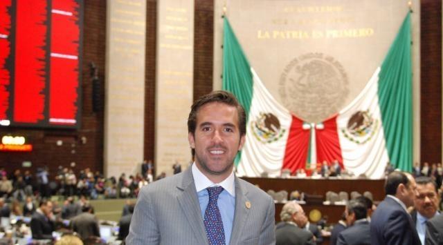 Confían a Pablo Gamboa la comisión de deportes de la cámara de Diputados