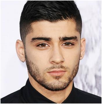 One Direction's Zayn Malik: anxiety