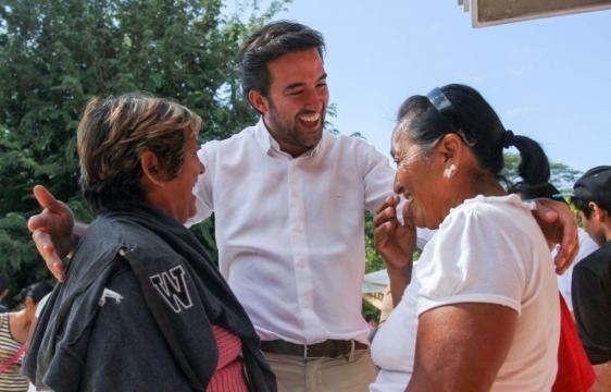 Pablo Gamboa Miner listo para impulsar el cambio