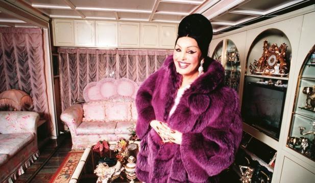 Moira Orfei - the late queen of the Italian circus