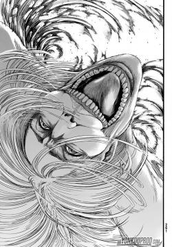 The smiling titan that ate Carla Yaeger