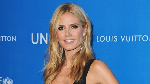 Heidi Klum Signs With CAA (Exclusive) | Pret-a-Reporter - hollywoodreporter.com