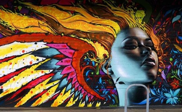 A Glimpse into the World of Graffiti Art — Kingdomz X Arts ... - kingdomzx.com