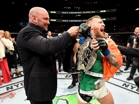 Conor McGregor 'apologises to absolutely nobody' in post-fight ... - neat-url.com