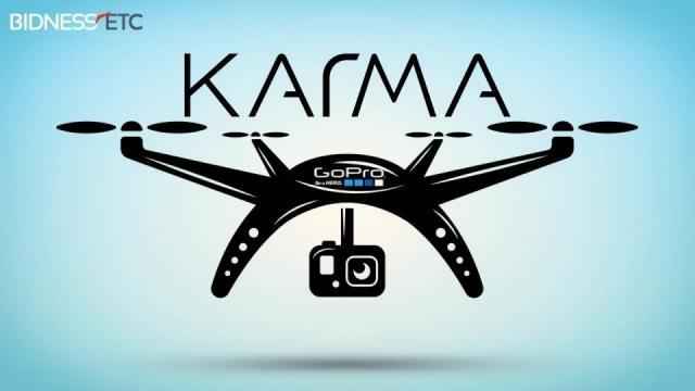 GPRO Stock: GoPro Inc Lifts Off On Karma Drone, Apple Inc Buyout Rumor - bidnessetc.com