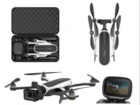 Le drone Karma de la marque GoPro