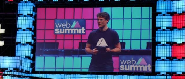 Paddy Cosgrave, Fundador e CEO do Web Summit
