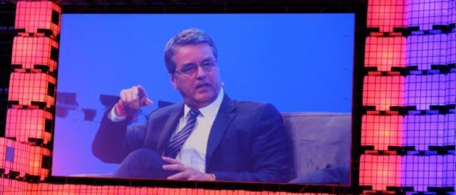 Roberto Azevêdo, Director-Geral da Organização Mundial do Comércio