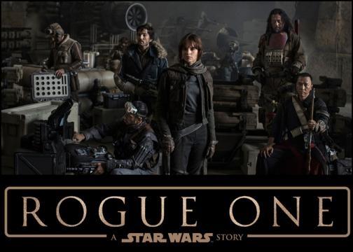 Star Wars : Rogue One, nuevo episodio