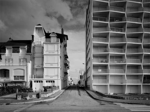 Gabriele Basilico photographe italienne décédée, est exposée à Paris Photo au Grand Palais