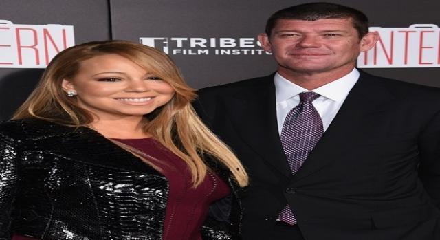 Mariah Carey separou do seu ex bilionário