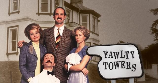 Fawlty Towers: 7 facts and anecdotes about classic John Cleese ... - mirror.co.uk