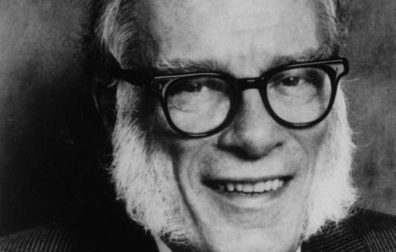 Isaac Asimov. Foto: accionpreferente.com