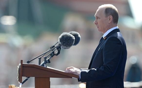 President Putin's speech on Victory Day 2015 | The Vineyard of the ... - thesaker.is