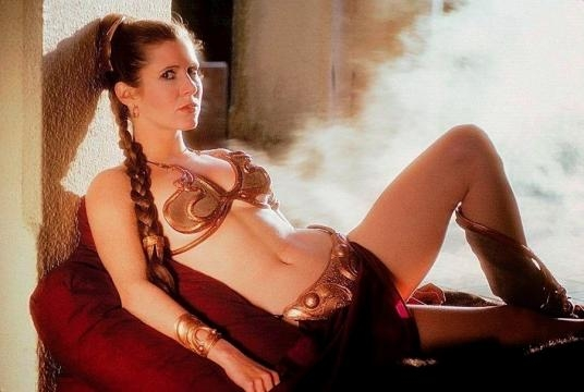 Slave Leia Sells? Amy Schumer, Boy Toys, and the Star Wars Fandom ... - fangirlblog.com