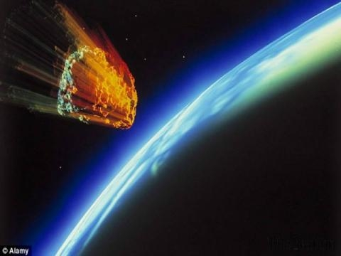 Asteroid grazes past Earth even closer than moon - com.pk