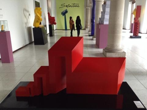 Exposición temática sobre la trayectoria de Sebastián.