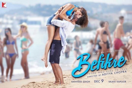 Befikre movie new poster released - Ranveer and Vaani doing french ... - blogspot.com