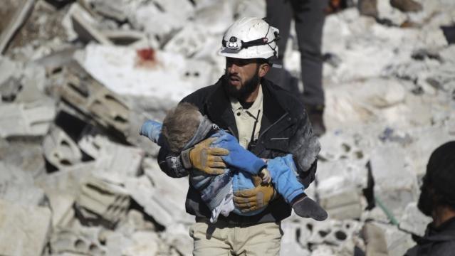 Death toll in Russian raids on Syria's Idlib nears 100 - Al ... - aljazeera.com