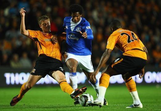 Everton v Hull City Tigers - GrandOldTeam - grandoldteam.com