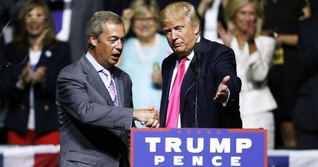 Trump Embraces Nigel Farage, His British Alter Ego - The New Yorker - newyorker.com