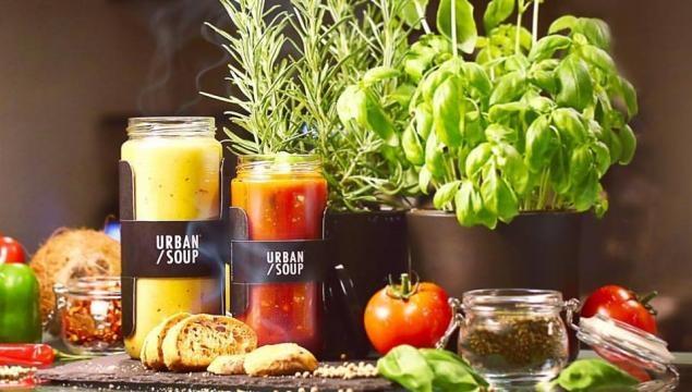 Urban Soup: Hochwertiges und gesundes Suppen- Fastfood (Quelle:Urbansoup.de)