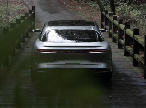 Novo modelo vai rivalizar com o Tesla Model S, mas também mira Audi, BMW e Mercedes