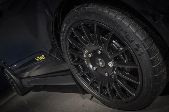 TRansit VR46 tem novas rodas de 18 polegadas da OZ