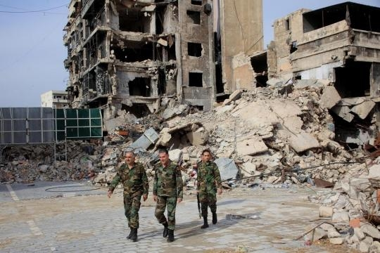 Journey to Aleppo: How the war ripped Syria's biggest city apart ... - middleeasteye.net