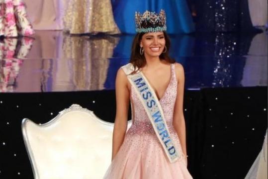 Miss Monde est Miss Porto Rico - journaldesfemmes.com