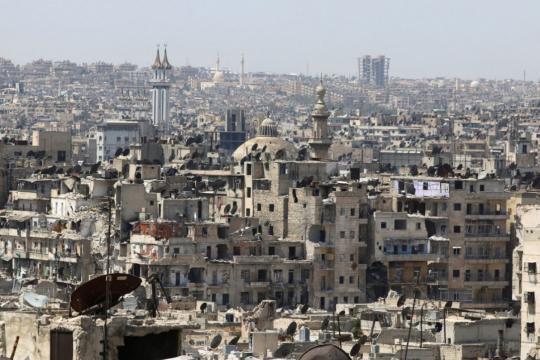 Syrian warplanes allegedly drop chlorine bombs on Aleppo ... - thestar.com