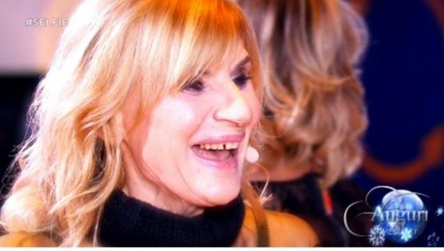 Ecco il nuovo cambio look di Gemma Galgani