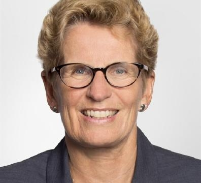 Ontario Premier Kathleen Wynne visited Kirkland Lake in August / Libby Adder, Wikimedia Commons CC BY-SA 4.0