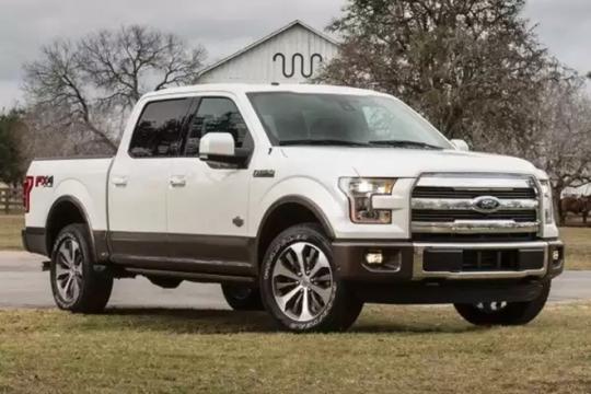 A família da picape Ford série F ocupa a liderança de vendas nos EUA há mais de 35 anos