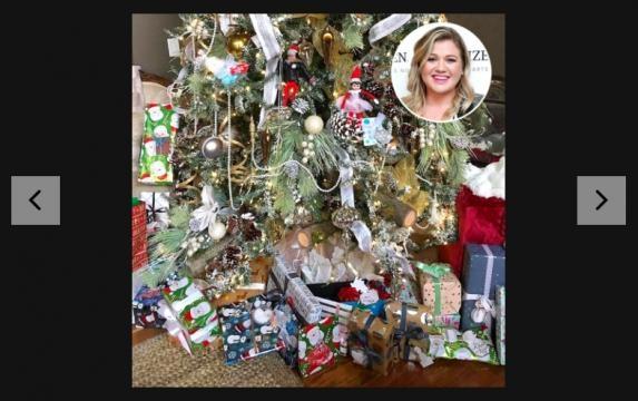 Kelly Clarkson's Instagram: https://www.instagram.com/p/BNP1l3-hqRB/?taken-by=kellyclarkson&hl=en