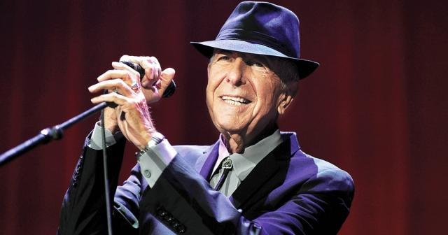 Leonard Cohen Dead at 82 - Rolling Stone - rollingstone.com