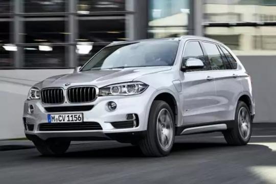 O BMW X5 também é um dos queridinhos dos brasileiros abastados