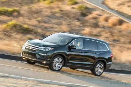 O SUV de sete lugares Honda Pilot está fora do mercado nacional