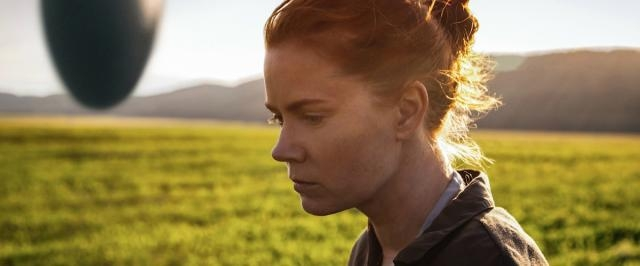 Amy Adams in Arrival - a spectacular, subtle performance