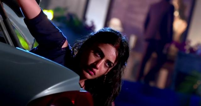 Surbhi Chandana in 'Ishqbaaaz' (Youtube screen grab)