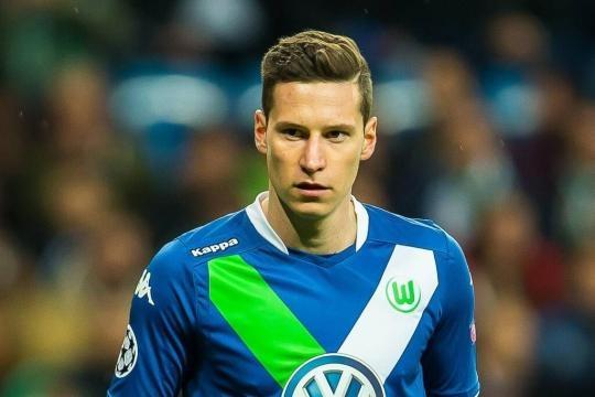 Julian Draxler vom VfL Wolfsburg zurück zum FC Schalke 04? Horst ... - web.de