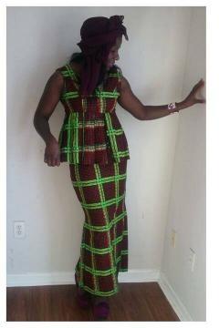 La mode Afro-américaine mise à jour