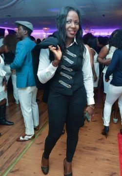 La talentueuse Camerounaise Sylvie Dang