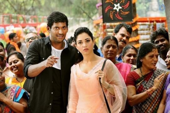 Kaththi Sandai Tamil Movie Photos - cinejosh.com