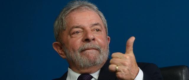 Lula é forte candidato em 2018