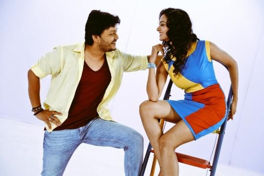 Sandalwood star Ganesh new movie (Panasiabiz.com)