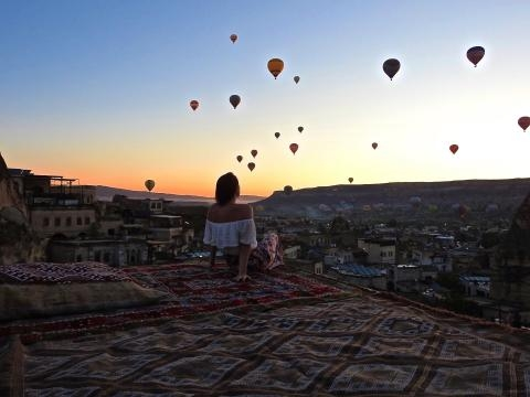 Cappadocia, Turkey | Photo www.coffeewithasliceoflife.com